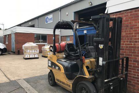 Freight Forwarder UK