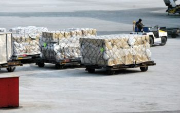 consolidated air freight