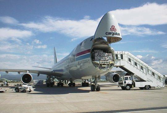Airfreight logistics