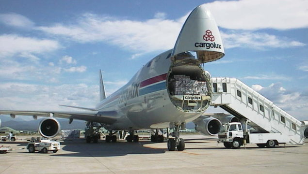Airfreight logistics