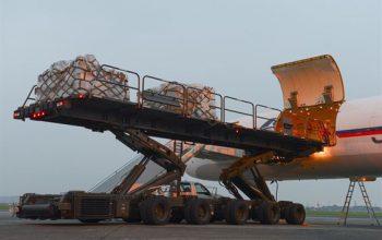 Express air freight