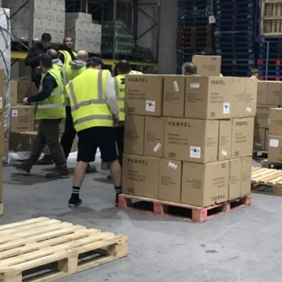 Pick and Pack services