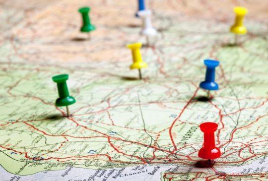 Logistics tour planning
