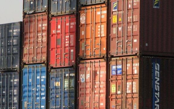 ocean freight shipping containers