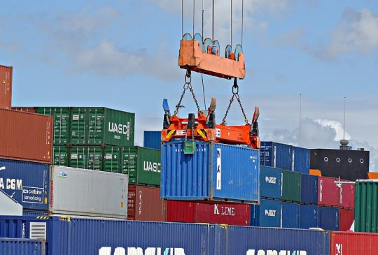 sea freight import and export