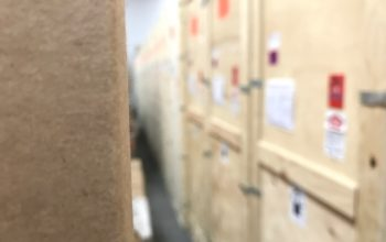 Freight warehouse storage