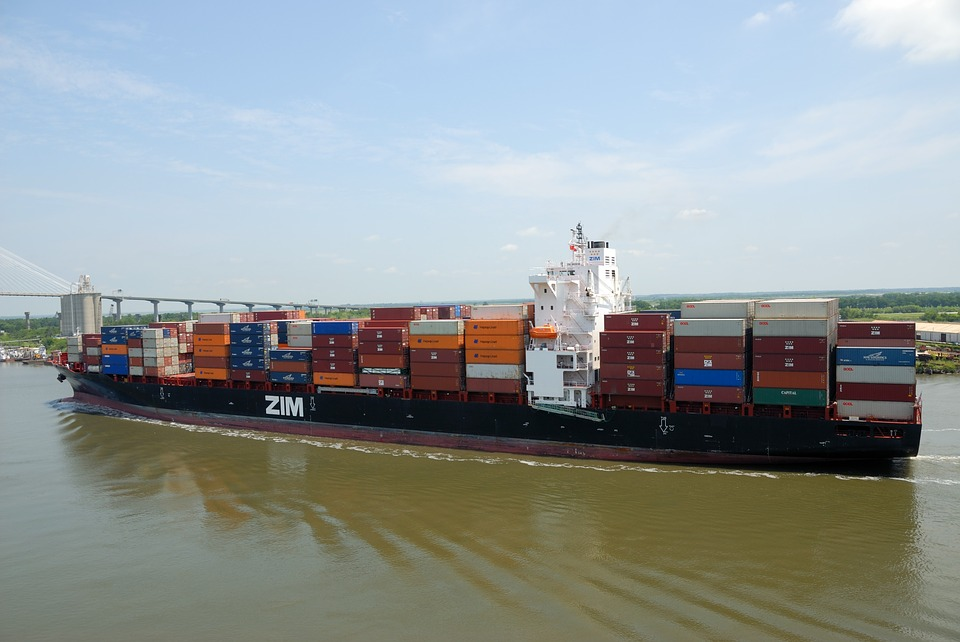 Less-than container load (LCL)