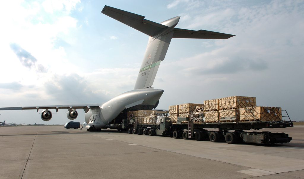 Consolidated Airfreight