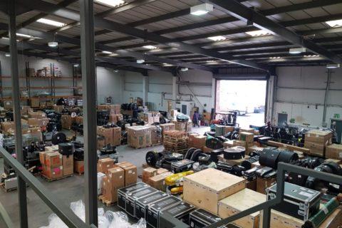 telenet global logistics